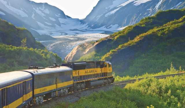 Connecting Alaska: How to see the Last Frontier by cruise and train